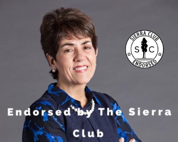 sierra club endorsement photo